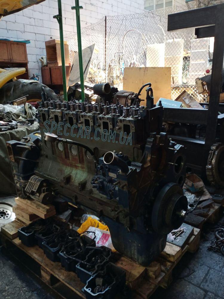 Двигатель ремонт спецтехники