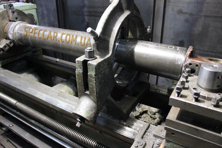 Ремонт гидроцилиндра на тракторе